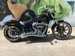 2019 Harley-Davidson BREAKOUT 114 (FXBRS) Road Bike 1868cc