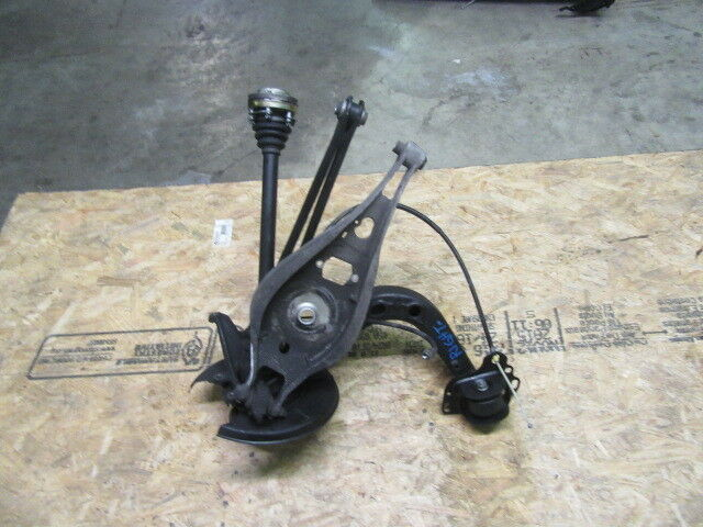 BMW 33211229496 E85 Z4 3.0 REAR RIGHT KNEE CARRIER KNUCKLE HUB AXLE OEM ROADSTER