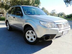 2009 Subaru Forester S3 MY09 X AWD Steel Silver 4 Speed Sports Automatic Wagon Glenelg East Holdfast Bay Preview