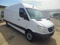 Mercedes-Benz Sprinter 313 CDI LWB 3.5 T HIGH ROOF VAN DIESEL MANUAL (2012)