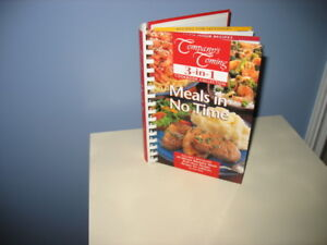 Company's Coming 3 in 1 Cookbook  Collection