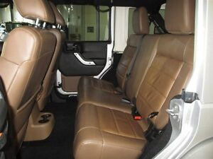 2011 Jeep Wrangler Unlimited Sahara Moose Jaw Regina Area image 16
