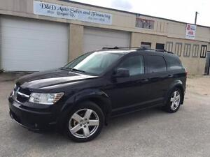 2009 Dodge Journey SXT-7PASS-SUNROOF-LOADED-ALLOYS