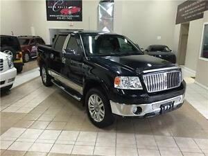 "2006 LINCOLN MARK LT*1 OWNER*SUN ROOF*20""WHEELS*4X4*LOADED"