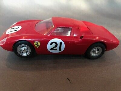 Monogram Ferrari 250 LM 1/32 scale slot car