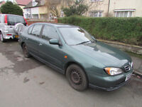CHEAP RUNNER WITH 12 MONTHS MOT AND LOW MILES