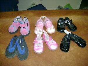 girls shoes, size 5-6