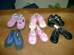 girls shoes, size 5-6 Prince George British Columbia image 1
