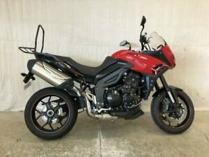 2015 Triumph Tiger Sport 1050 1050CC Sports Enoggera Brisbane North West Preview
