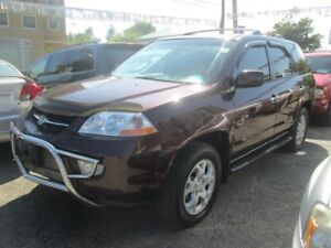 2001 Acura MDX Touring -ONLY 142,000 klm's.!