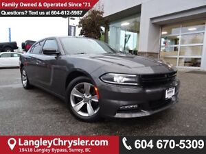 2015 Dodge Charger SXT *ACCIDENT FREE * LOCAL BC CAR *