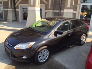 2012 Ford Focus SE_WARRANTY INCLUDED