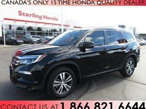 2016 Honda Pilot EX-L | LEATHER | LOW KM'S TINT !!