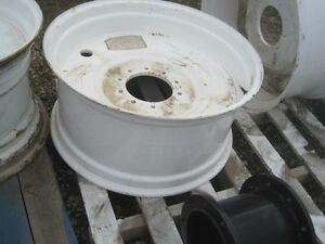 sprayer wheels and duals
