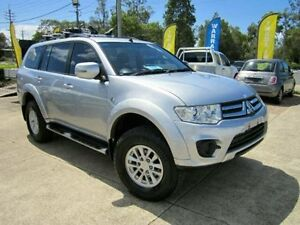 2013 Mitsubishi Challenger PC (KH) MY14 Cool Silver 5 Speed Sports Automatic Wagon Noosaville Noosa Area Preview
