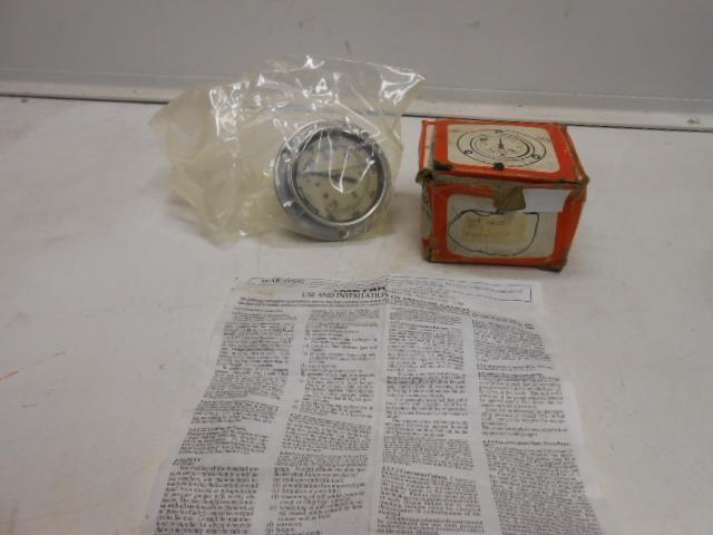 AMETEK 153619 LIQUID FILLED DISCHARGED PRESSURE GAUGE-MOUNTED X14010256 1000PSI