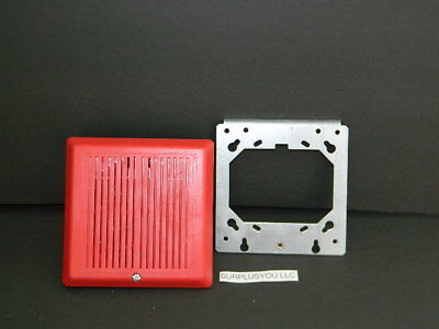 Est Edwards 757-1a-s25 Fire Alarm Speaker