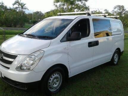 Hyundai ILoad Crew Van 2008 completely reconditioned motor. Sarina Mackay Surrounds Preview