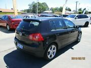 2009 Volkswagen Golf VI MY10 GTI DSG Black 6 Speed Sports Automatic Dual Clutch Hatchback Bayswater Bayswater Area Preview