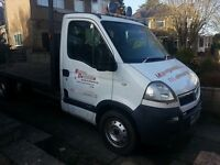 VAUXHALL MOVANO 3.5 FLATBED 2.5 CDTI MOT END OF YEAR 2009 £1495 QUICK SALE NEED A LWB VAN LUTON