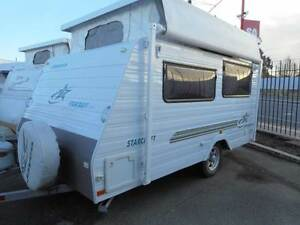 2009 JAYCO STARCRAFT POP-TOP REAR ENTRY Klemzig Port Adelaide Area Preview