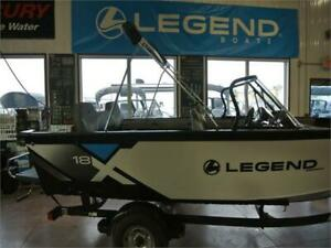 2018 LEGEND X 18  WIH A 90CT BLOW OUT PRICING ON NOW