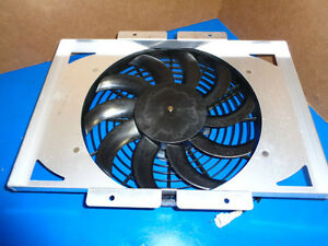 YAMAHA RHINO 660 FAN COOLING FAN BRAND NEW