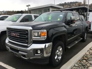 2015 GMC Sierra 3500HD SLT 4x4 Crew Cab 6.6 ft. box 153.7 in. WB