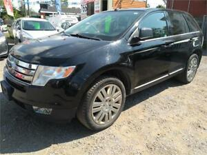 2008 Ford Edge Limited-AWD- Leather Panoramic Sunroof- Certified