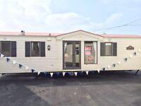 Cheap static caravan Clacton Essex 3 bed 8 berth