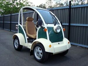 2003 CQ Motors Q-Car ELECTRIC Green Automatic Daisy Hill Logan Area Preview