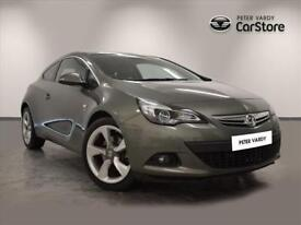 2016 VAUXHALL GTC COUPE