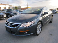 2010 Volkswagen CC SPORTLINE LEATHER / SUNROOF / AUTOMATIC