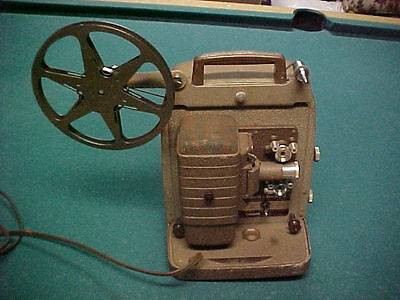 Vintage projectors and BELL&HOWELL 8MM SILENT
