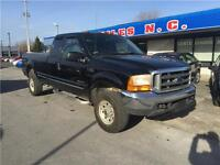 1999 Ford Super Duty F-350 4x4 XLT  diesel 7.3 litres