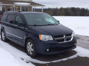 2012 Dodge Grand Caravan CREW ***REDUCED FOR QUICK SALE***