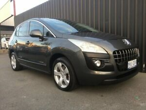 2010 Peugeot 3008 XSE 2.0 HDi Grey 6 Speed Automatic Wagon Phillip Woden Valley Preview