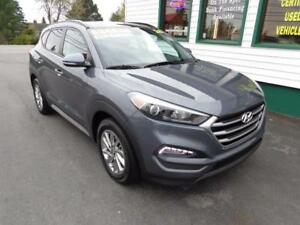 2018 Hyundai Tucson SE AWD for only $209 bi-weekly all in!