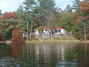 Cottage Rental (last minute cancellation )August 6th-13th