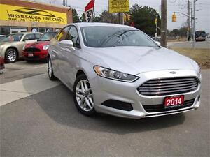 2014 Ford Fusion SE,NAVIGATION,REAR CAMERA,NO ACCIDENT