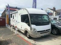 2009 Fiat ITINEO Campervan Diesel Manual
