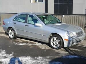 2003 Mercedes-Benz C240 2.6L 4MATIC 4x4 FULL