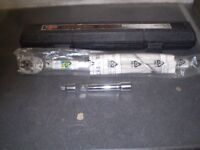 A 'CHALLENGE' torque wrench, hardly used.