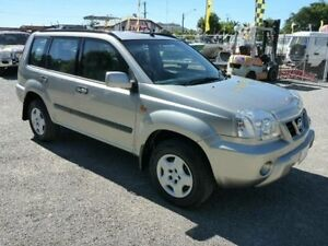 2002 Nissan X-Trail T30 ST Silver Manual Wagon Townsville Townsville City Preview