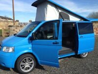 2006 VW T5 full conversion