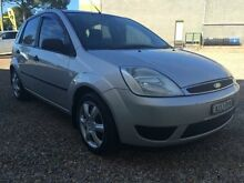 2005 Ford Fiesta WP LX Silver 5 Speed Manual Hatchback Tuggerah Wyong Area Preview