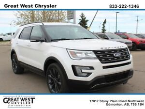 2017 Ford Explorer SINGLE OWNER**NO ACCIDENTS**BLACKED OUT RIMS*
