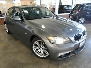 2011 BMW 320d E90 MY11 Lifestyle Grey 6 Speed Auto Steptronic Sedan St James Victoria Park Area Preview