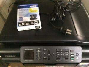 Free Brother Printer with purchase of Two Black Ink Cartridges