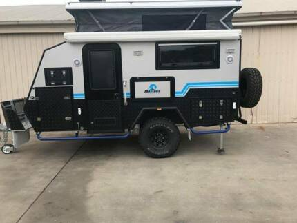 2018 Raptor 13 OFF ROAD HYBRID CARAVAN WITH ENSUITE Wingfield Port Adelaide Area Preview